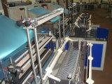6ラインが付いている機械を作る冷たい切断のTシャツ袋