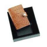 Pochette en cuir de Geniune de modèle créateur d'origine mini