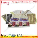 Koohing Fábrica de Auditorías de Disney para Impresión y Embalaje Personalizados