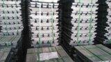 Lingote del terminal de componente de la pureza de la alta calidad el 99.99% con precio bajo