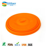 Sustento morno, Dust-Proof, tampa do alimento do silicone do controle de praga
