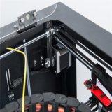 Máquina de impressão material da elevada precisão 3D da tela de toque do LCD da impressora 3D da cor dobro
