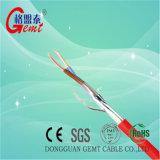 Câble résistant au feu de bon des prix de qualité de garantie en cuivre de câble
