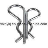 DIN 11024のステンレス鋼の金属ロックPin