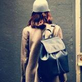 059. Handtaschen-Entwerfer-Handtaschen-Form-Handtaschen-Leder-Handtaschen-Frauen-Beutel der ledernen Rucksack-Damen