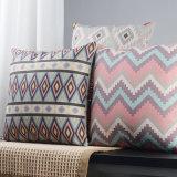 Gedruckte Vierecks-Baumwollthrow-Kissen-Couch des Zoll-14X20