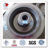 Pakkingen van de Wond van Cs ASME B16.20 Ss316 SS304 de Rubber Spiraalvormige