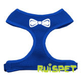 Bow Tie Air Mesh Soft Dog Harness Pet Vest