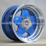 Оправы колеса сплава автомобиля колеса F45023 Sainbo привлекательные алюминиевые