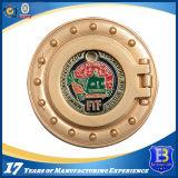 기념품 다이아몬드 가장자리 (ele 동전 005)를 가진 단단한 사기질 육군 동전