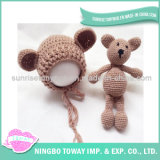 Brinquedo tricotando manualmente barato da instrução dos miúdos das crianças de DIY