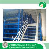 Personalizado de acero de varios niveles Bastidores de Depósito de almacenamiento