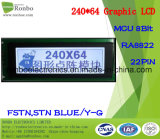 Schermo LCD grafico 240x64, MCU a 8 bit, Ra8822, 22pin, Display LCD COB Stn
