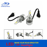 Nuovo faro dell'automobile dell'indicatore luminoso 36W 3800lm C6 H7 LED dell'automobile del ventilatore LED del Turbo di disegno