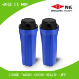 Двойной одобренный корпус фильтра белой воды колцеобразного уплотнения