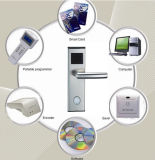Fechamento de porta chave de controle remoto eletrônico magnético