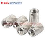 Unc, допуски Unf стандартные с гайкой вставки для материала металла