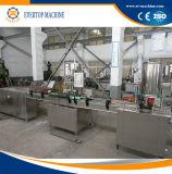 Máquina de rellenar automática de la poder de aluminio