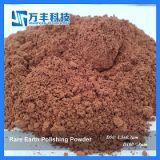 Beständige rote seltene Massen-Poliermaterialien für Fußboden-Reinigung