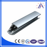 Marco de puerta de aluminio de la ducha de la protuberancia del mercado norteamericano