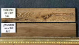 Material de construcción de madera del azulejo del suelo de cerámica