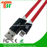 OEM ODM Flat Micro USB Charge Cable para iPhone