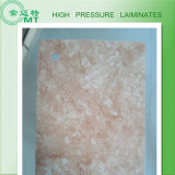 HPL/Formicaの壁パネルか建築材料を形作るポスト