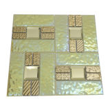Il reticolo del materiale da costruzione digita le mattonelle di mosaico Polished della porcellana (HS001)