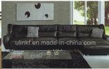 現代L形ファブリックソファーの居間の家具(HX-F615)