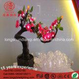 Champignon de couche extérieur de lumière d'arbre de bonzaies de DEL pour la décoration de vacances