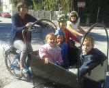 Carringの子供が付いている熱い販売2の前部車輪の貨物大人のバイク
