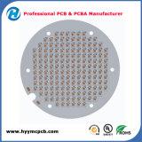 Fábrica do PWB da placa de circuito impresso do cobre do OEM 94-Vo com a microplaqueta do diodo emissor de luz do CREE (HYY-122)
