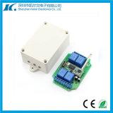 Interruttore industriale di telecomando della radio rf di DC12V 433MHz per l'indicatore luminoso del LED