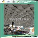 カスタマイズされたアルミニウム天井のスプレーの粉の天井の平野