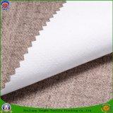 Polyester tissé par textile à la maison franc imperméable à l'eau de tissu de capitonnage s'assemblant le tissu d'arrêt total pour le rideau et le sofa