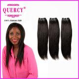 卸し売り膚触りがよい直毛、100%年のRemyのバージンの人間の毛髪の拡張