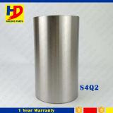 Forro quente do cilindro da peça de motor S4q2 da máquina escavadora das vendas (32C17-05100)