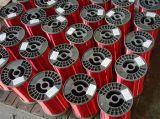 Kupfernes plattiertes Aluminium emaillierter Draht