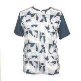 T-shirt rond à séchage rapide neuf du collet 2017 pour les hommes
