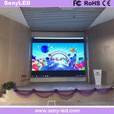 Тонкая Die-Casting арендная крытая P3/напольная полная стена цвета СИД видео- для представления этапа