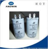 알루미늄 전해질 축전기 천장 선풍기 축전기, 2.5&3.5UF