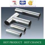 ASTM A554 201, 304, 304L, 316, tubo del acero inoxidable 316L