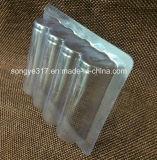 Batterie Belüftung-transparenter Druck-Karten-Blasen-Deckel