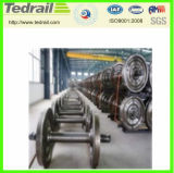 판매를 위한 이동성 수레 바퀴 세트 또는 트레인 강철 바퀴