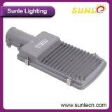 Illuminazione stradale esterna dell'alluminio 50/60Hz 50W LED della strada (SLRJ25)