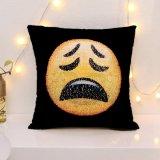 Palier drôle de Sequin d'Emoji de palier de Sequin