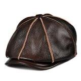 Sombrero de cuero de Gatsby del muchacho del panadero