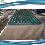 Гальванизированный строительными материалами лист толя металла