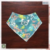 Animal Printing Baby Accessoire OEM Baby Bandanas