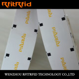 UHF Tamper Detection Passive RFID Ticket para Shoe Inventory Management